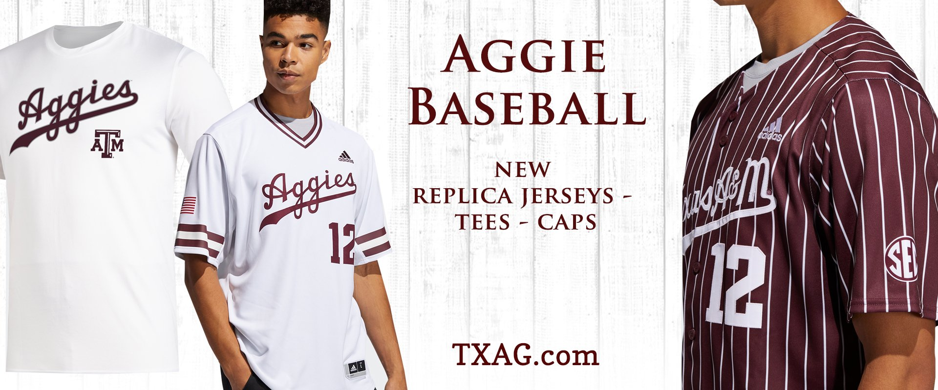 Texas A&M Baseball Gear