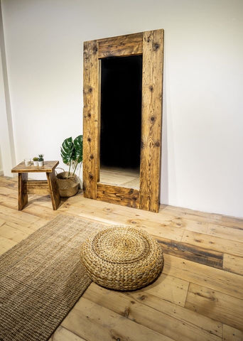 Rye Reclaimed Floor Mirror