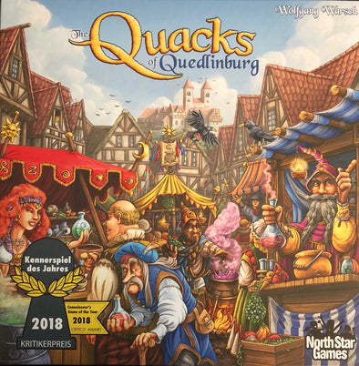 Smorgasboard - The Quacks of Quedlinburg