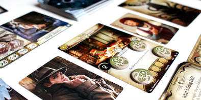 SmorgasBoard - Arkham Horror: The Card Game