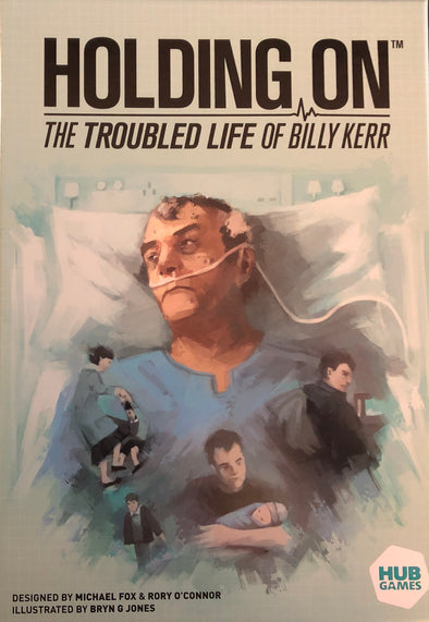 Smorgasboard - Holding On: The Troubled Life of Billy Kerr