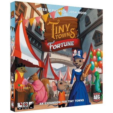 Smorgasboard - Tiny Towns: Fortune