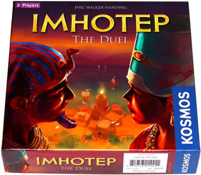 Smorgasboard - Imhotep: The Duel