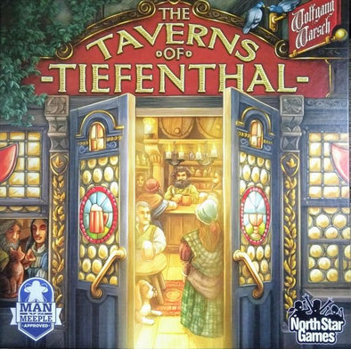 Smorgasboard - The Taverns of Tiefenthal