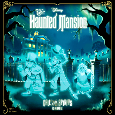 Smorgasboard - Disney: The Haunted Mansion: Call of the Spirits