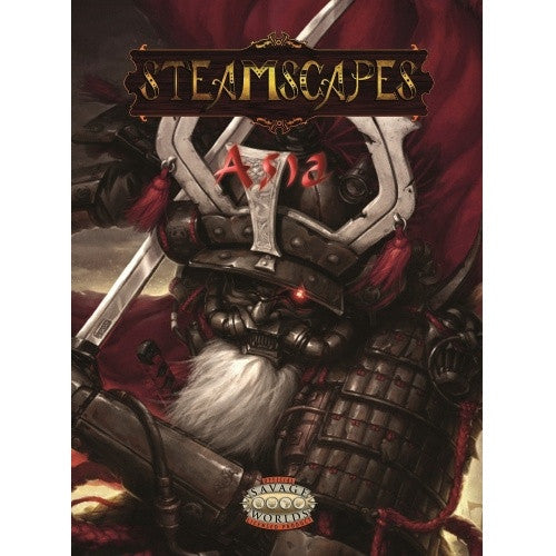 Savage Worlds - Steamscapes - Asia available at 401 Games Canada