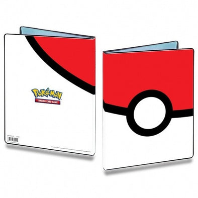 Buy Ultra Pro - Binder 9 Pocket - Pokemon - Pokeball and more Great Sleeves & Supplies Products at 401 Games