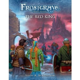 Frostgrave - The Red King available at 401 Games Canada