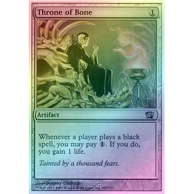 Throne of Bone (Foil) available at 401 Games Canada
