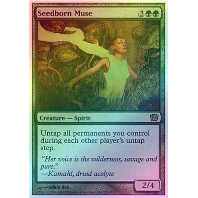 Seedborn Muse (Foil) - 401 Games