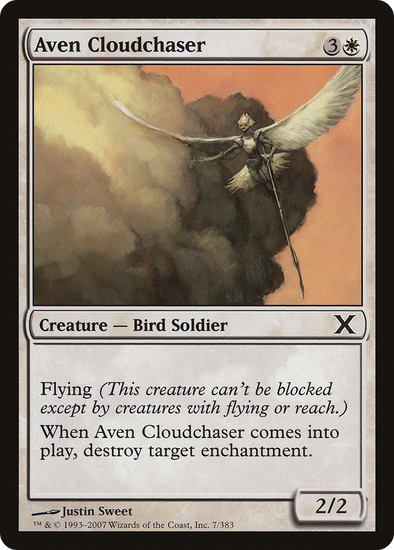 Aven Cloudchaser - 401 Games