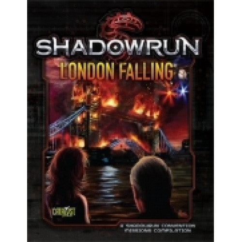 Shadowrun 5th Edition - London Falling Mission Compilation - 401 Games