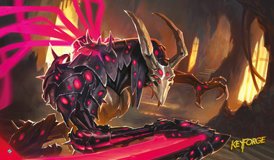 Buy Keyforge - Into The Underworld Playmat and more Great Board Games Products at 401 Games