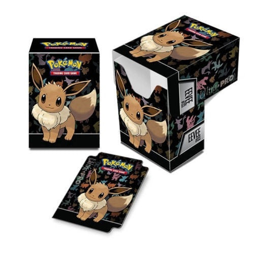 Buy Ultra Pro - Deck Box 80ct - Pokemon - Eevee and more Great Sleeves & Supplies Products at 401 Games