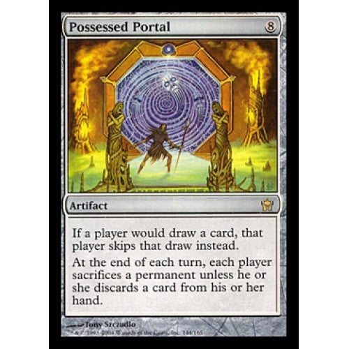 Possessed Portal - 401 Games