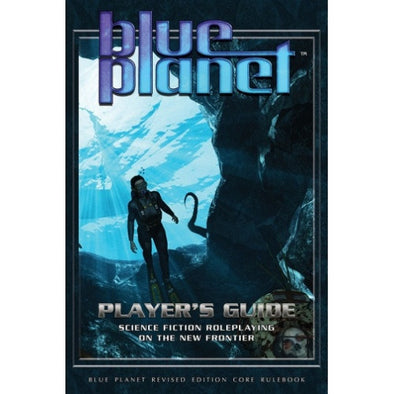 Blue Planet - Player's Guide - 401 Games