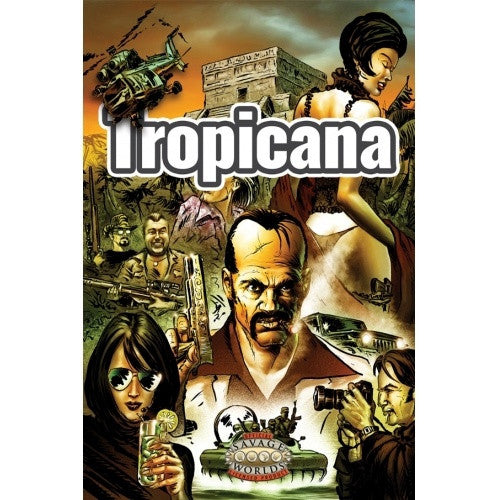 Savage Worlds - Tropicana - 401 Games