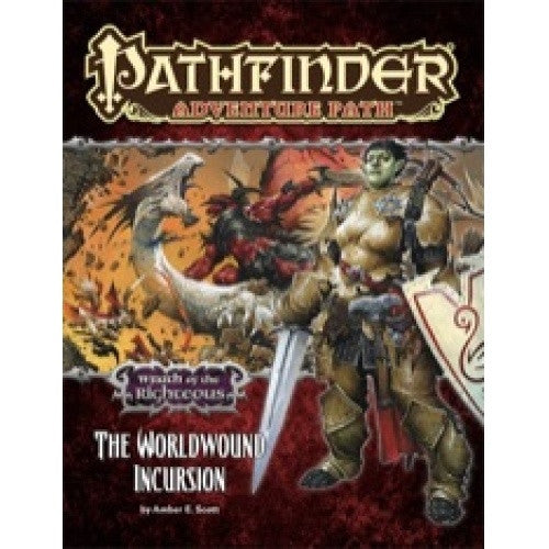 Pathfinder - Adventure Path - #73: The Worldwound Incursion (Wrath of the Righteous 1 of 6) available at 401 Games Canada