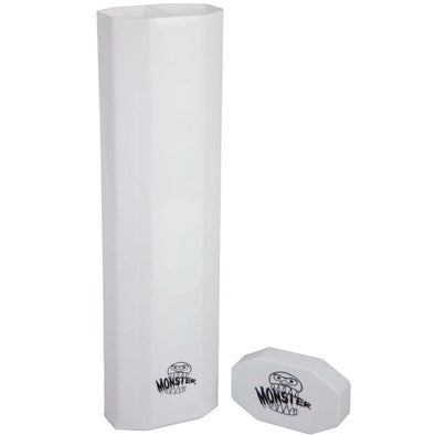 Monster Protectors - Dual Playmat Tube - White Opaque - 401 Games