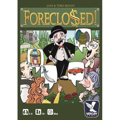 Foreclosed! - 401 Games