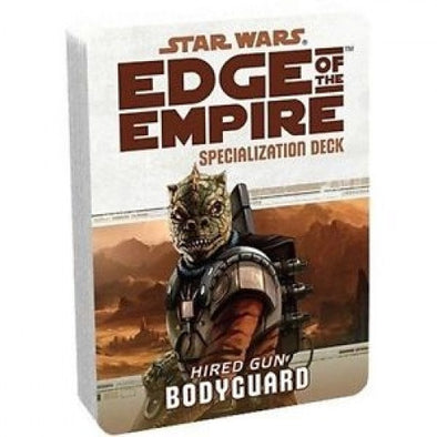 Star Wars: Edge of the Empire - Specialization Deck - Hired Gun BodyGuard - 401 Games