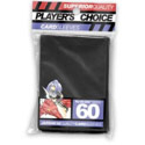 Buy Players Choice - Small / Yu Gi Oh - Black and more Great Sleeves & Supplies Products at 401 Games