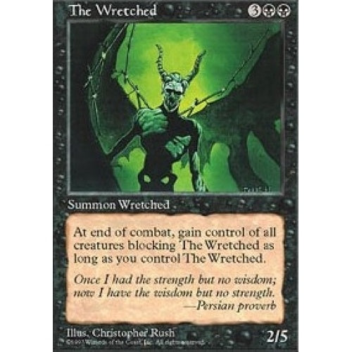 The Wretched - 401 Games