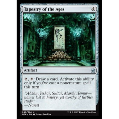 Tapestry of the Ages (DTK) - 401 Games