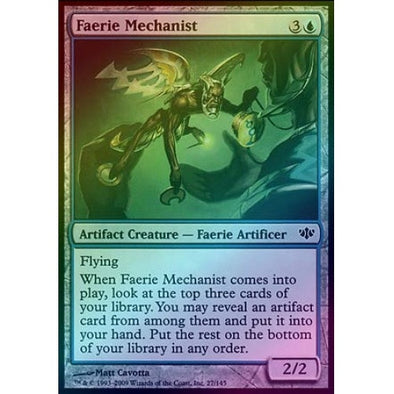 Faerie Mechanist (Foil) (CON) available at 401 Games Canada