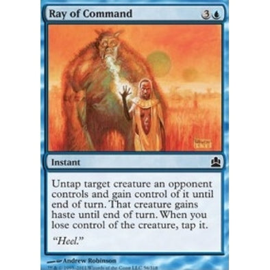Ray of Command (CMD) available at 401 Games Canada