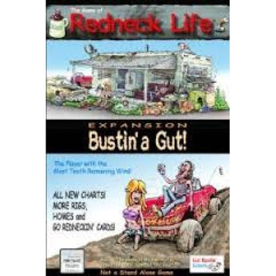 Buy Redneck Life: Bustin' a Gut! Expansion and more Great Board Games Products at 401 Games