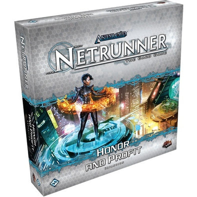 Android: Netrunner LCG - Honor and Profit - 401 Games