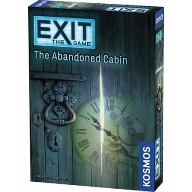 Buy Exit The Game - The Abandoned Cabin and more Great Board Games Products at 401 Games