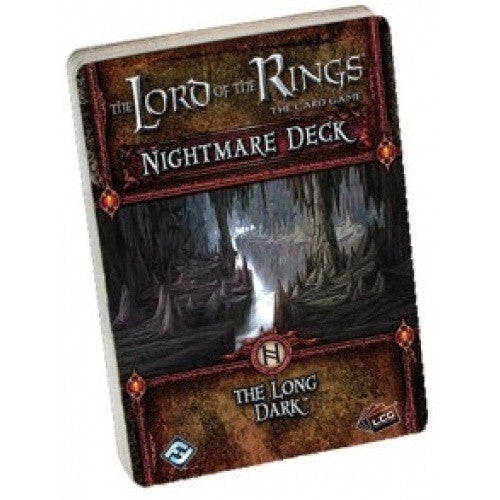 Lord of the Rings - The Card Game - The Long Dark Nightmare Deck available at 401 Games Canada