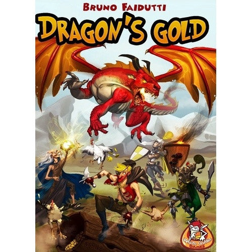 Dragon's Gold (2015 Box Edition) - 401 Games