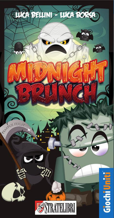 Midnight Brunch available at 401 Games Canada