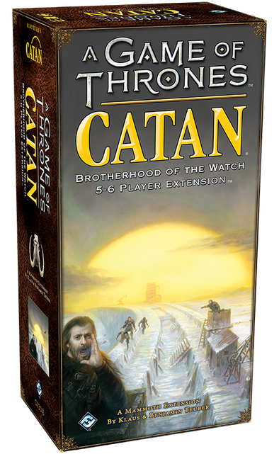 Catan - Game of Thrones: 5-6 Player Extension