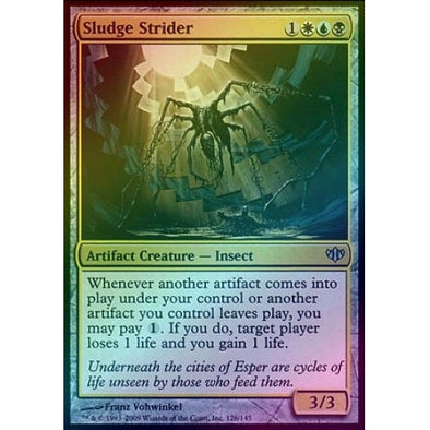 Sludge Strider (Foil) (CON) - 401 Games