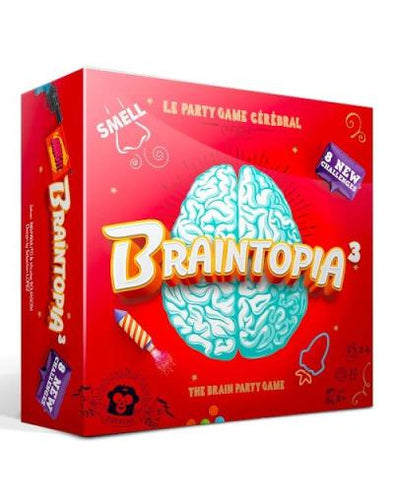 Braintopia 3 - 401 Games