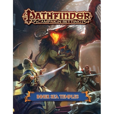 Pathfinder - Campaign Setting - Inner Sea Temples - 401 Games