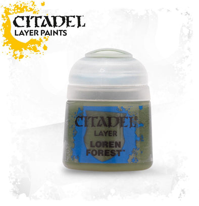 Buy Citadel Layer - Loren Forest and more Great Games Workshop Products at 401 Games