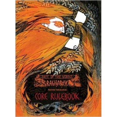 Fate of the Norns: Ragnarok - Core Rulebook (Hardcover) - 401 Games