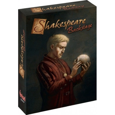 Buy Shakespeare - Backstage and more Great Board Games Products at 401 Games