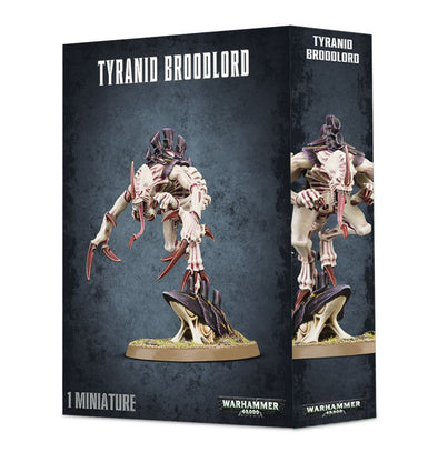 Buy Warhammer 40,000 - Tyranids - Tyranid Broodlord and more Great Games Workshop Products at 401 Games