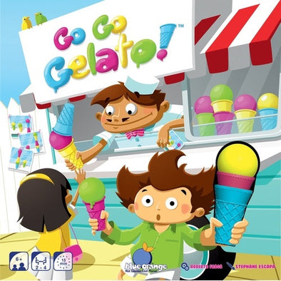 Go Go Gelato! available at 401 Games Canada