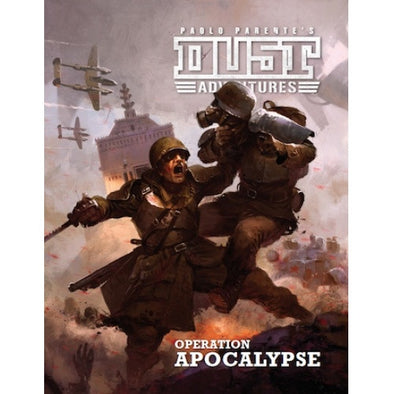 Dust Adventures - Operation Apocalypse Campaign - 401 Games