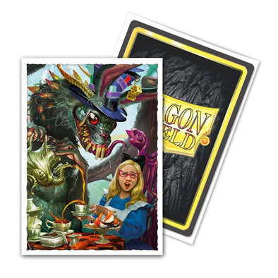 Dragon Shield - 100ct Standard Size - Art - Easter Dragon 2021 available at 401 Games Canada