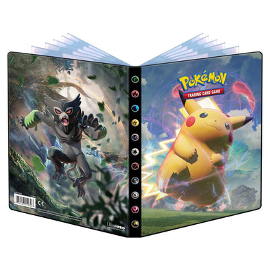 Ultra Pro - 4 Pocket Binder - Pokemon - Vivid Voltage available at 401 Games Canada