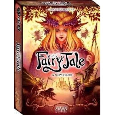Fairy Tale: A New Story - 401 Games