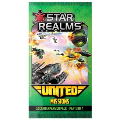 Star Realms United - Missions available at 401 Games Canada